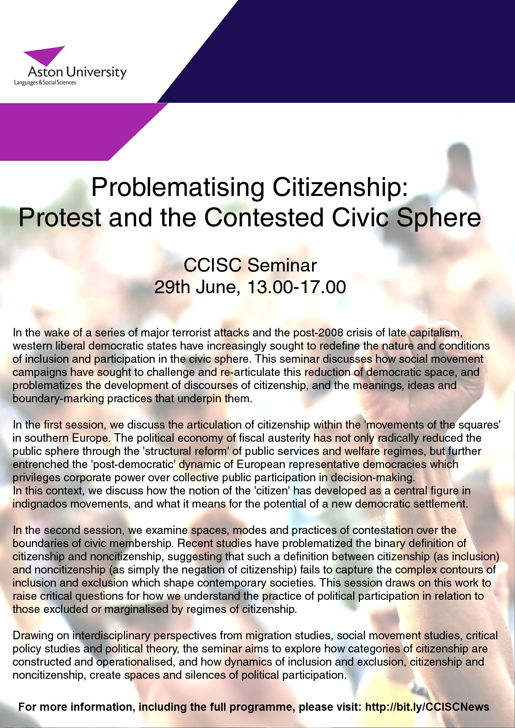 CCISC Poster 2