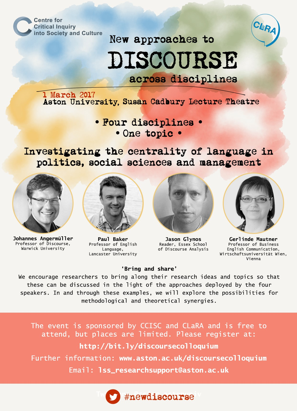 new-approaches-to-discourse-across-disciplines-flyer
